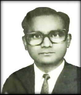Prof. P. PANDIAN THANASINGH M.O.L., St.John's College, Tirunelveli