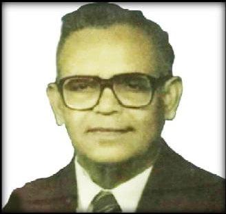 Mr. E.D. PONNUDURAI M.A., St.John's College, Tirunelveli