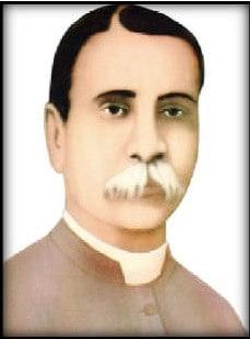 Rev. H.J. SCHAFFTER M.A., St.John's College, Tirunelveli