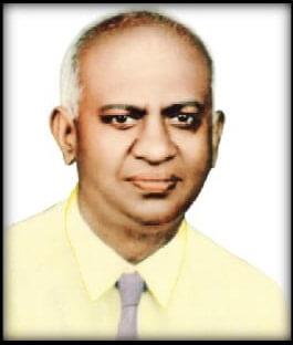 Mr. D.A. THANGASAMY M.A., L.T., St.John's College, Tirunelveli