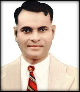 MR.J. VEDASIRONMANI M.A., B.L., St.John's College, Tirunelveli