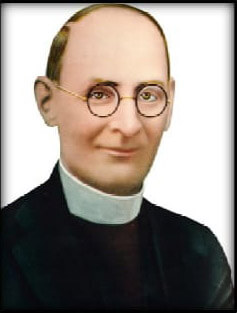 Rev. H.P. YOUNG M.A., B.Litt., St.John's College, Tirunelveli